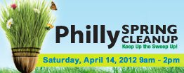 Philly Spring Clean Up