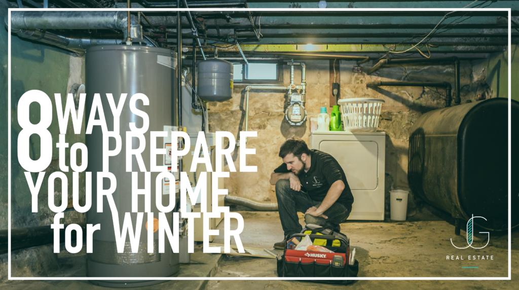 Winter Preventative Maintenance