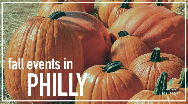 fall events in philly
